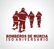 150 aniversario Bomberos de Murcia - Desarrollo web y Diseño Gráfico