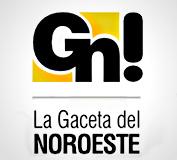 La Gaceta del Noroeste - diseño gráfico, identidad corporativa, desarrollo web y marketing online