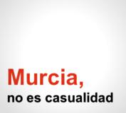 Murcia no es casualidad - Maquetación web